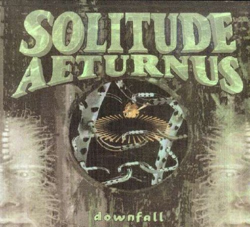 Solitude Aeturnus Downfall Digipak