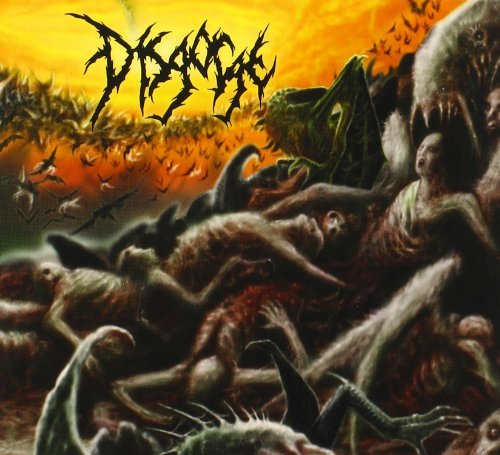Disgorge Parallels Of Infinite Torture