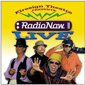 Firesign Theatre Radio Now Live! 2 CD