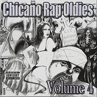 Mister D Vol. 4 Chicano Rap Oldies Explicit Version