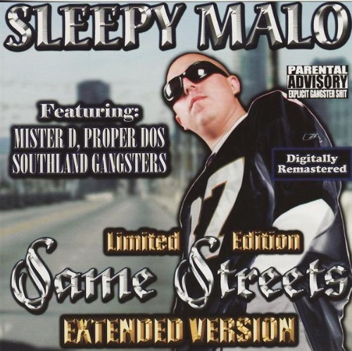 Sleepy Malo Same Streets Explicit Version