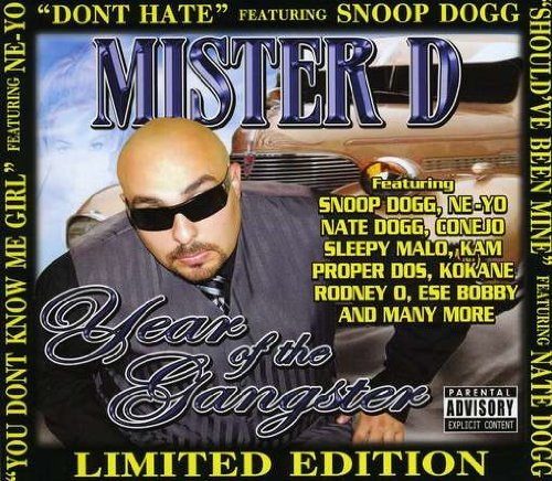 Mister D Year Of The Gangster Explicit Version