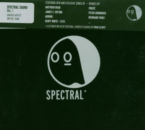 Spectral Sound Vol. 1 Spectral Sound Cotton Dear White 2 CD