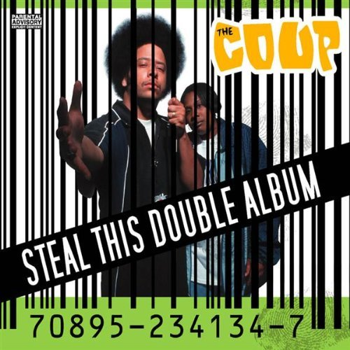Coup Steal This Double Album Explicit Version 2 CD