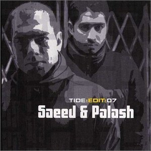 Saeed & Palash Tide Edit 07 2 CD Set