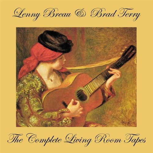 Breau Terry Complete Living Room Tapes 2 CD Set