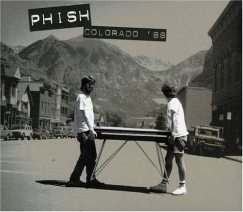 Phish Colorado 88 3 CD