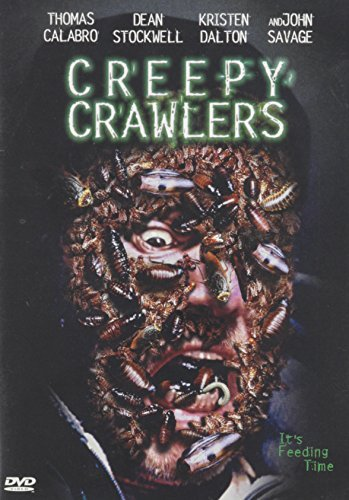 Creepy Crawlers Calabro Stockwell Dalton Savag Clr Dss Ws Spa Sub Nr