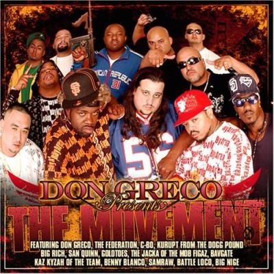Don Greco Don Greco Presents The Movemen Explicit Version
