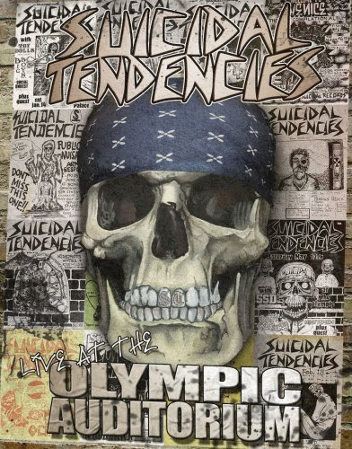 Suicidal Tendencies Live At The Olympic Auditorium Explicit Version Ntsc(0)