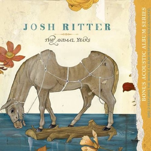 Josh Ritter Animal Years 2 CD