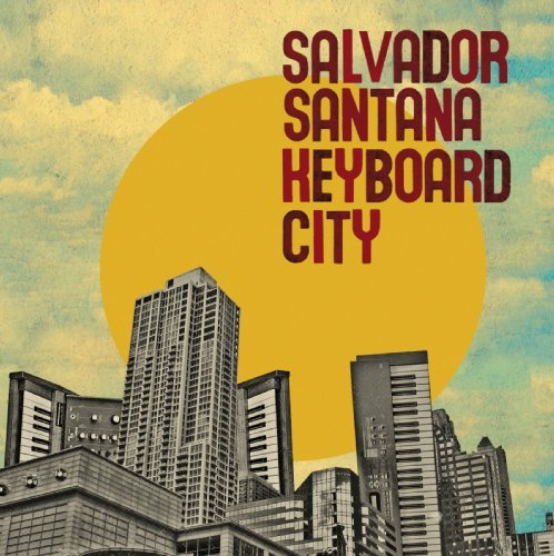 Salvador Santana Keyboard City