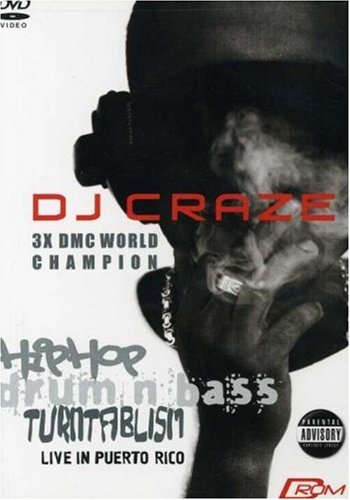 Dj Craze Hop Hop Drum & Bass Live In Pu 2 On 1
