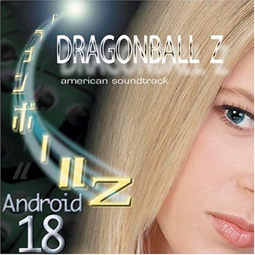 Dragon Ball Z Android 18 Andro Tv Soundtrack