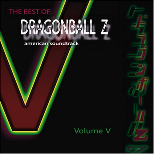 Dragon Ball Z 5 Best Of Tv Soundtrack