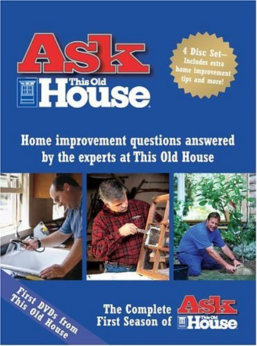Ask This Old House Ask This Old House Clr Nr 4 DVD