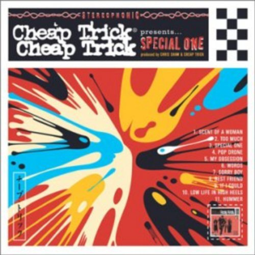 Cheap Trick Special One 2 CD Set