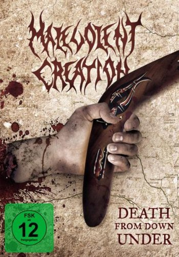 Malevolent Creation Death From Downunder Nr
