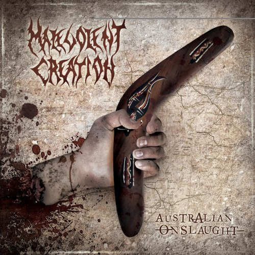 Malevolent Creation Death From Down Under