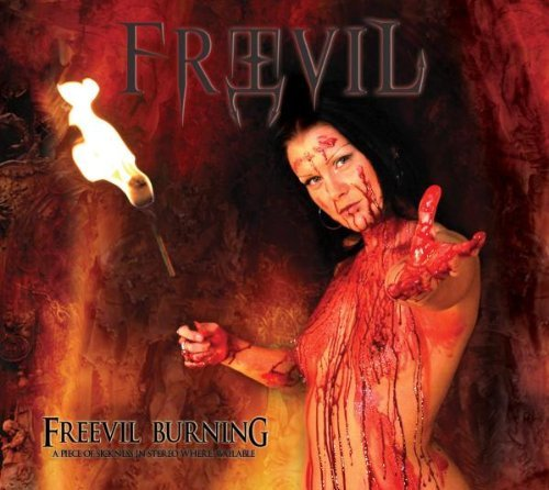 Freevil Freevil Burning