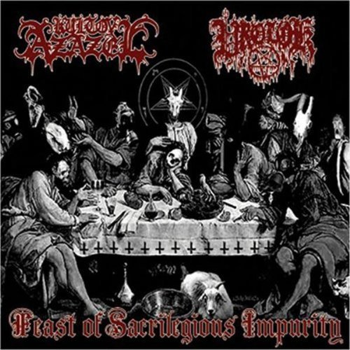Kult Ov Azazel Vrolok Feats Of Sacrilegious Impurity