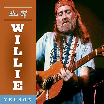Willie Nelson Box Of Willie 3 CD Set