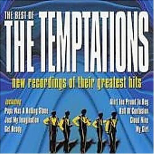 Temptations New Recordings Of Their Greate