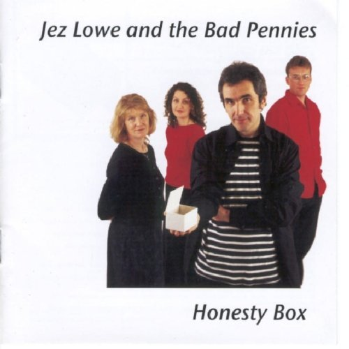 Jez & Bad Pennies Lowe Honesty Box
