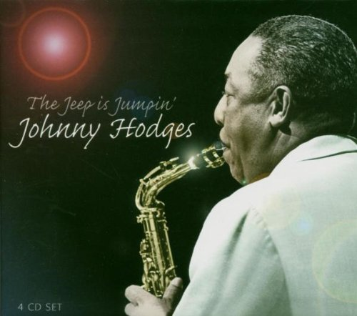 Johnny Hodges Jeep Is Jumpin' Import Gbr 4 CD Set
