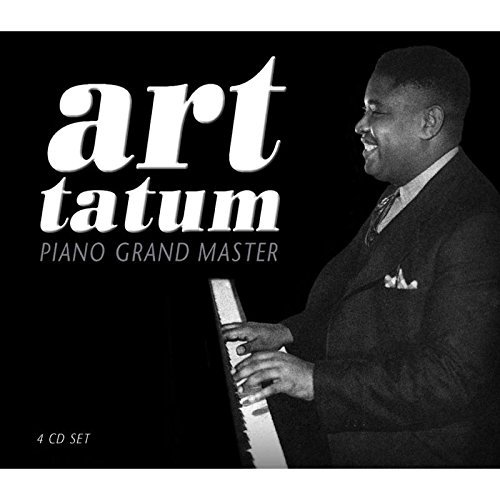 Tatum Art Piano Grand Master Import Gbr 4 CD