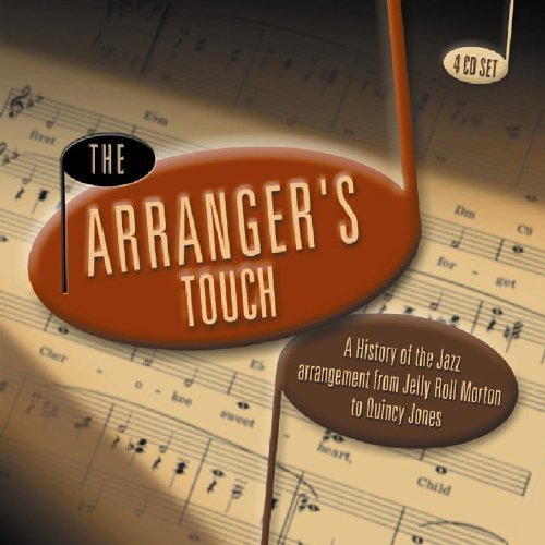 Arranger's Touch Arranger's Touch Import Gbr 4 CD Set