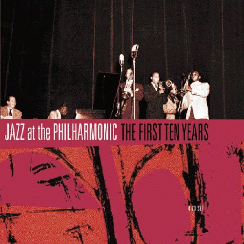 Jazz At The Philharmonic Jazz At The Philharmonic Import Gbr 4 CD Set