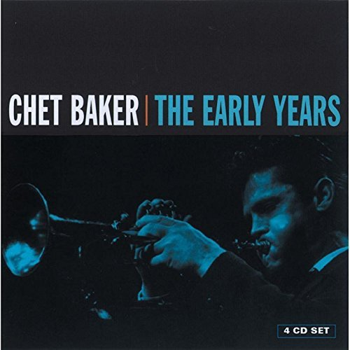 Baker Chet Early Years Import Gbr 4 CD Set
