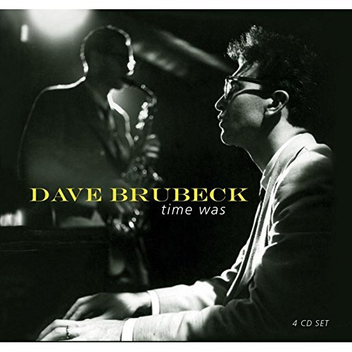 Brubeck Dave Time Was Import Gbr 4 CD Set
