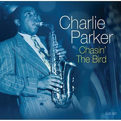 Charlie Parker Chasin' The Bird Import Gbr 4 CD Set