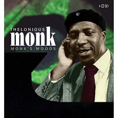 Thelonious Monk Monk's Moods Import Gbr 4 CD Set