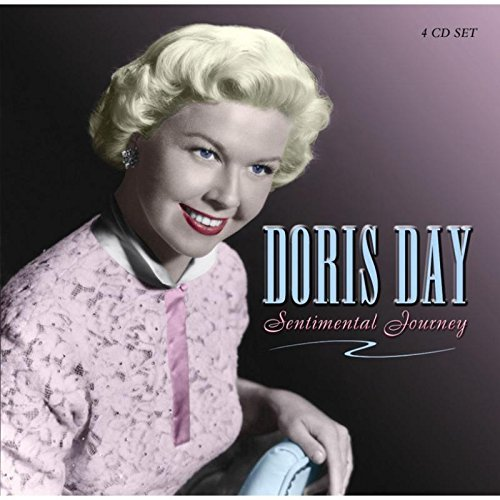 Doris Day Sentimental Journey Import Gbr 4 CD Set