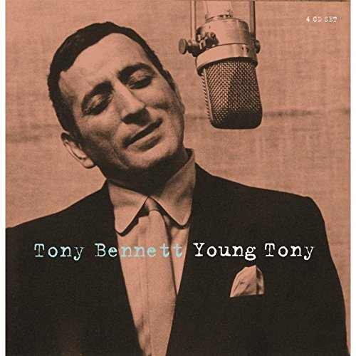 Tony Bennett Young Tony Import Gbr 4 CD