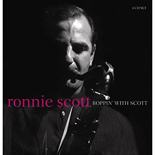 Ronnie Scott Bopping With Scott Import Gbr 4 CD Set
