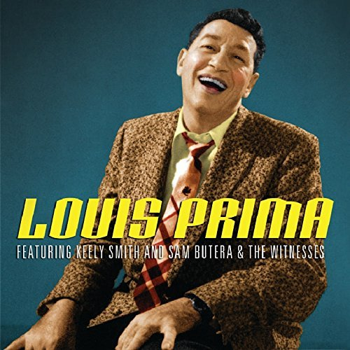 Louis Prima Buona Sera Import Gbr 4 CD