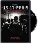 15 17 To Paris Skarlatos Sadler Stone DVD Pg13