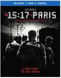15 17 To Paris Skarlatos Sadler Stone Blu Ray DVD Dc Pg13