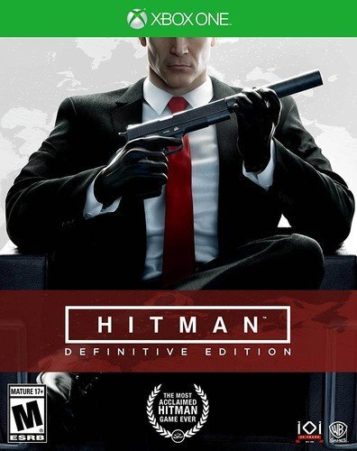 Xbox One Hitman Definitive Edition
