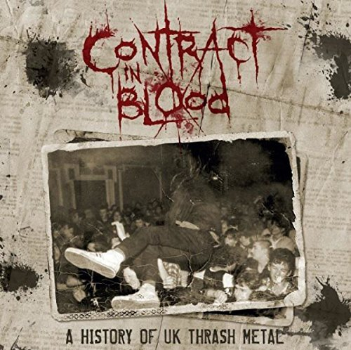 Contract In Blood A History O Contract In Blood A History O