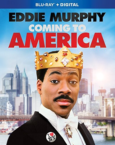 Coming To America Murphy Hall Jones Blu Ray R