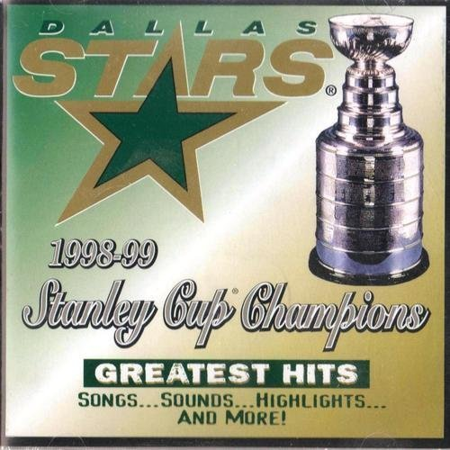 Dallas Stars Greatest Hits Of Dallas Stars 1998 99 Stanley Cup