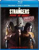 The Strangers Prey At Night Hendricks Henderson Blu Ray DVD Dc Nr