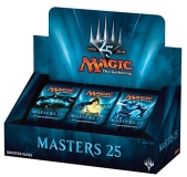 "Magic The Gathering Masters 25"" Factory Sealed Booster Box Mtg Card Ga"