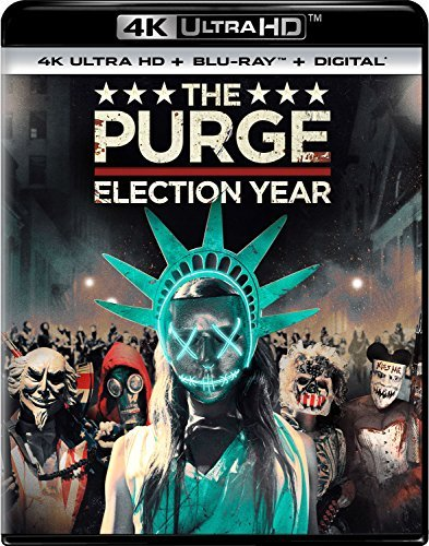 Purge Election Year Grillo Mitchell 4khd R