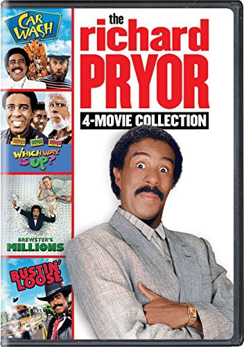 Richard Pryor 4 Movie Collection DVD